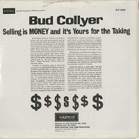 Bud Collyer - Selling Is Money and It's Yours For The Taking