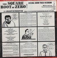 Original Soundtrack - The Square Root Of Zero