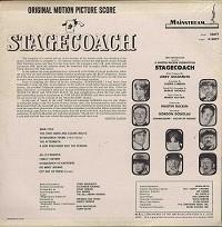 Original Soundtrack - Stagecoach