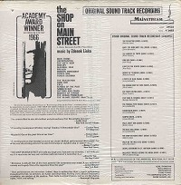 Original Soundtrack - The Shop On Main Street