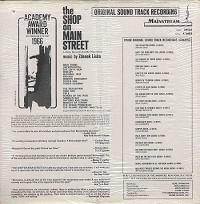 Original Soundtrack - The Shop On Main Street