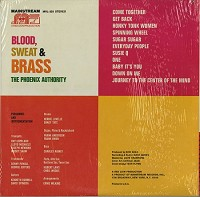 The Phoenix Authority - Blood, Sweat & Brass