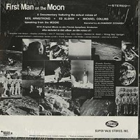 Alexander Scourby - First Man On The Moon