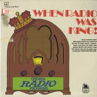 Original Radio Broadcast - F.B.I. -  When Radio Was King!