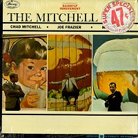 The Mitchell Trio - The Slightly Irreverent Mitchell Trio