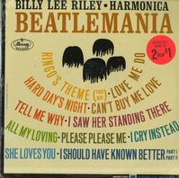 Billy Lee Riley - Beatlemania Harmonica