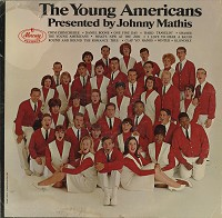 The Young Americans - The Young Americans Presented By Johnny Mathis