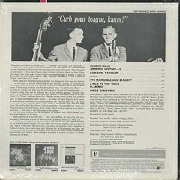 The Smothers Brothers - Curb Your Tongue, Knave