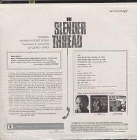 Original Soundtrack - The Slender Thread