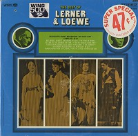 The Riviera Orchestra - The Best Of Lerner & Loewe