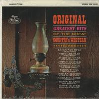 Various Artists - Original Greatest Hits Of The Great Country & Western Stars