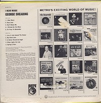 George Shearing - I Hear Music