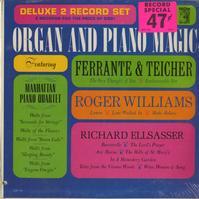 Various Artists - Organ and Piano Magic