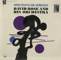 David Rose - Spectacular Strings -  Sealed Out-of-Print Vinyl Record