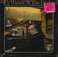 Cy Walter - Cy Walter At The Drake -  Sealed Out-of-Print Vinyl Record