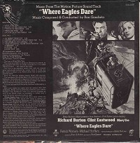 Original Soundtrack - Where Eagles Dare