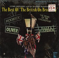 Cyril Ornadel - The Best Of The British On Broadway