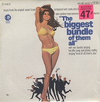 Original Soundtrack - The Biggest Bundle of Them All -  Sealed Out-of-Print Vinyl Record