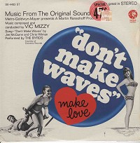 Original Soundtrack  - Don't Make Waves