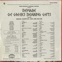 Bob Booker & George Foster - Beware Of Greeks Bearing Gifts