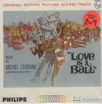 Original Soundtrack - Love Is A Ball