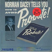 Norman Dacey - How To Avoid Probate/mono