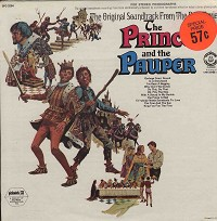 Original Soundtrack - The Prince And The Pauper