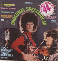 The Broadway Theater Orchestra - Broadway Spectacular