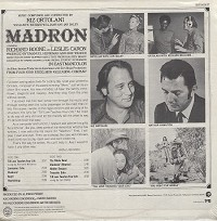 Original Soundtrack - Madron