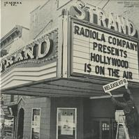 Original Radio Broadcast - Hollywood Is On The Air