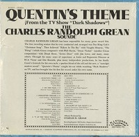The Charles Randolph Grean Sounde - Quentin's Theme