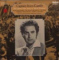 Original Soundtrack  - Captain from Castille