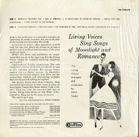 Living Voices - Songs Of Moonlight And Romance