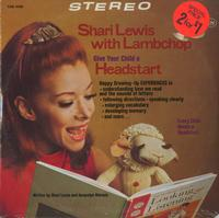 Shari Lewis with Lambchop - Give Your Child A Headstart