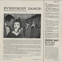 Meyer Davis - Everybody Dance
