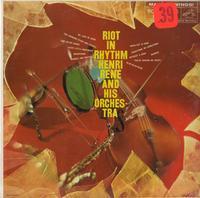 Henri Rene - Riot In Rhythm