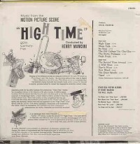 Original Soundtrack - High Time