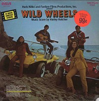 Original Soundtrack - Wild Wheels