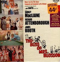 Original Soundtrack - The Bliss of Mrs. Blossom
