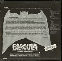 Original Soundtrack - Blacula