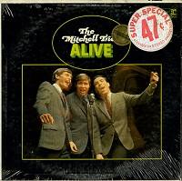 The Mitchell Trio - Alive!