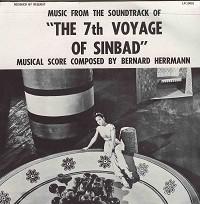 Original Soundtrack - The Seventh Voyage Of Sinbad