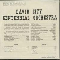 David City Centennial Orchestra - David City Centennial Orchestra