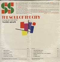 Manny Albam - The Soul Of The City