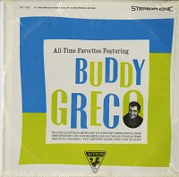 Buddy Greco - All Time Favorites Featuring Buddy Greco