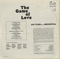 Jim Tyler And His Orchestra - The Game Of Love