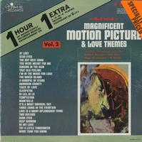 Various Artists - Magnificent Motion Picture & Love Themes Vol. 2