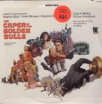 Original Soundtrack - The Caper of the Golden Bulls