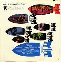 Original Soundtrack - Dr. Goldfoot and the Girl Bombs