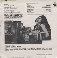 Original Soundtrack - Riot On Sunset Strip